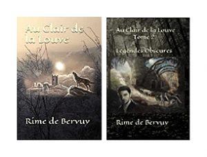 """""""Au clair de la Louve"""" (Tome 1 et 2) de Rime de Bervuy"""