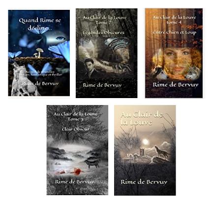 livres de RIme de Bervuy