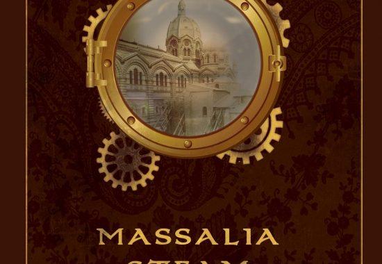 """""""Massalia Steam System"""" par Flora del Sol et Syhaey"""