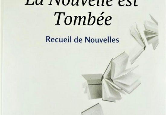 """""""La Nouvelle est tombée """" de Cédric Morel"""
